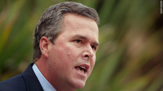 National Review editor urges Jeb to run