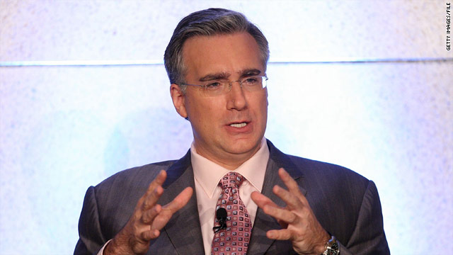 Keith Olbermann to announce career move Tuesday
