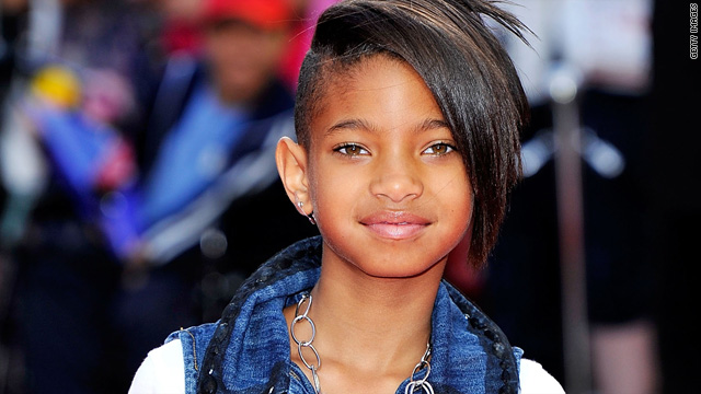 Willow Smith loves dad's 'Parents Just Don't Understand'