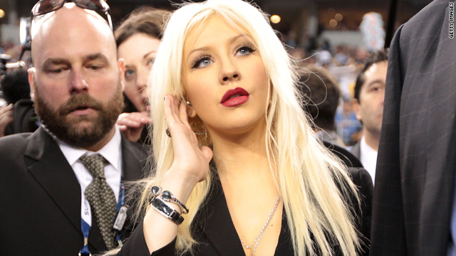 'Showbiz Tonight' Flashpoint: Is it fair to criticize Christina Aguilera?