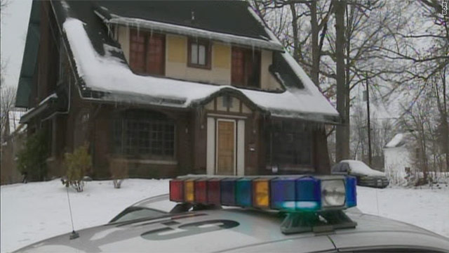 Party ejection led to Ohio frat house shooting, police say