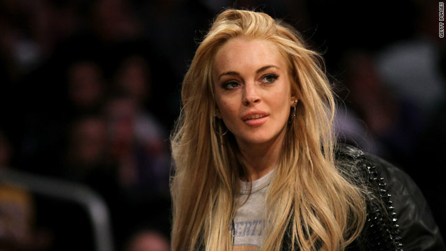 Lindsay Lohan to be charged with necklace theft