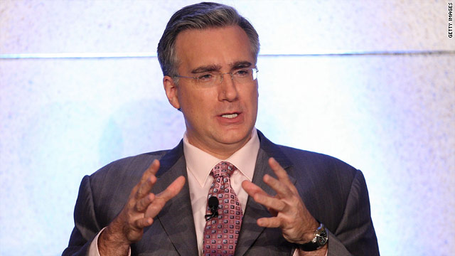 Olbermann announces next move