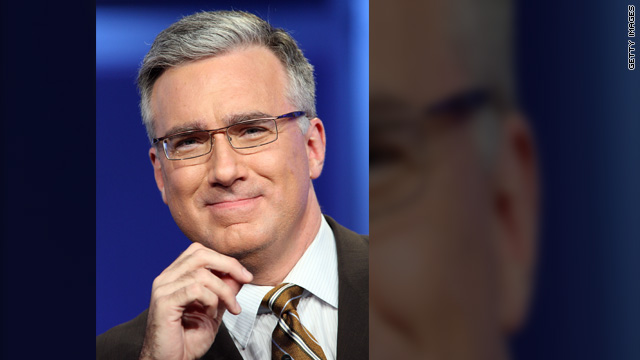Keith Olbermann is headed to Current TV