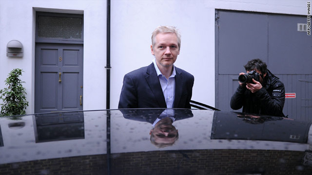 On the Radar: Assange in court, what's next in Egypt, Toyota report