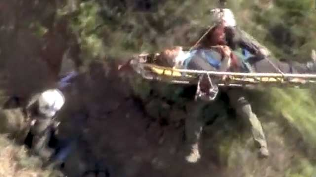 Gotta Watch: Cliff rescue; Facebook back story; Dr. Donation; Conan
