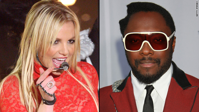 Will.i.am: Britney Spears' new record is 'monster'