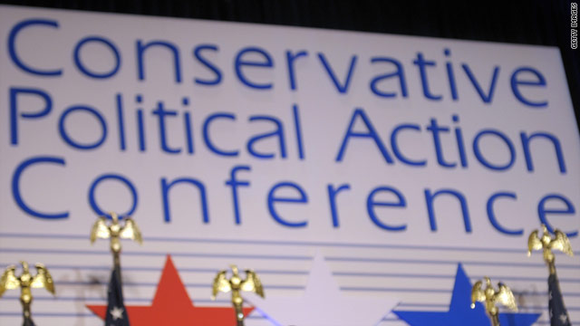 For GOP, 2012 campaign starts at CPAC