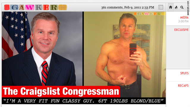 Rep. Christopher Lee resigns amid reports that he tried to meet women on Craigslist