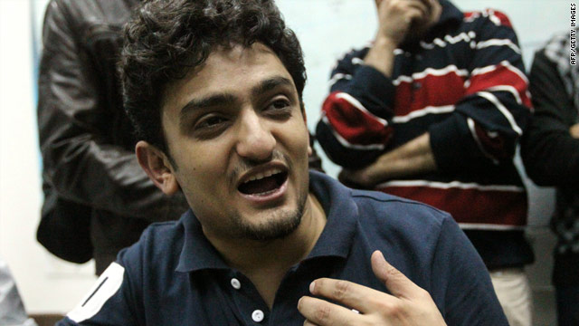 Activist Ghonim not on Google business in Egypt