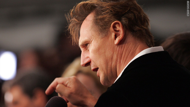 Liam Neeson didn't make it to Thailand for 'Hangover 2'