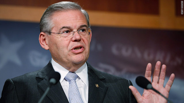 Poll: Obama & Menendez numbers heading up