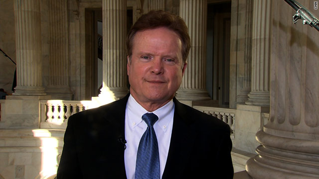 Former Sen. Jim Webb thinking about White House run