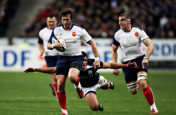 France's 34-21 win over Scotland in their Six Nations opener was in sharp contrast to their defeat to Australia last year.