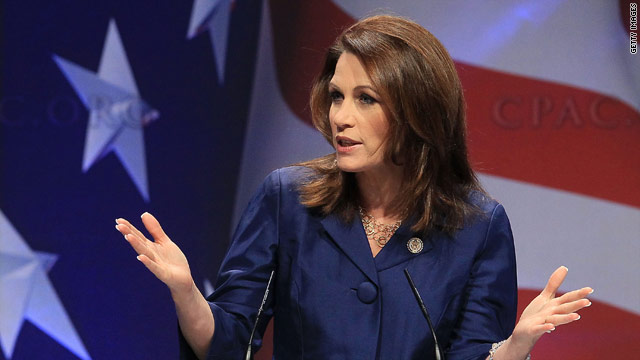 CPAC: Bachmann sets high goal