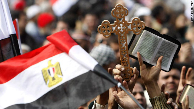 My Take: Why Egypt's Christians are hopeful but nervous