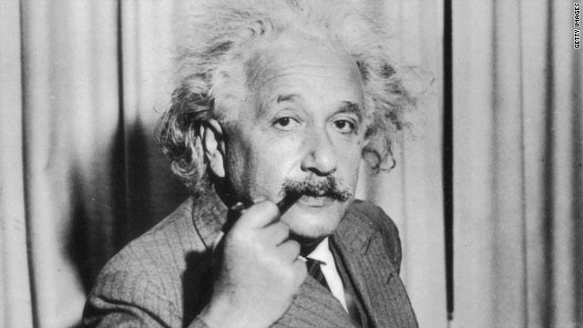 Granddaughter wants share of Einstein estate profits