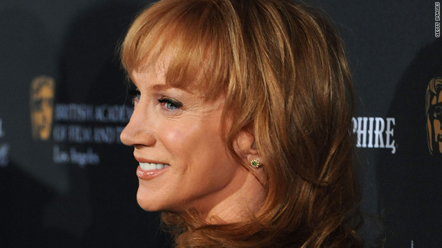 Kathy Griffin heading to Broadway