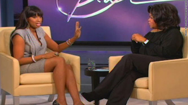 Jennifer Hudson to Oprah: I've lost 80 pounds