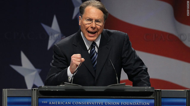 NRA leader: 'Government policies are getting us killed'