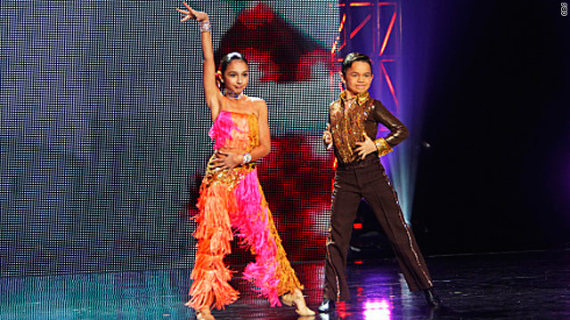 Tweens triumph on 'Live to Dance'