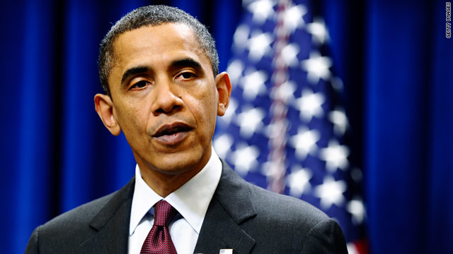 BREAKING: Obama shows support for Egypt protesters in statement