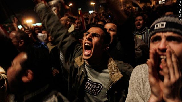 Zakaria: Mubarak 'baiting' protesters
