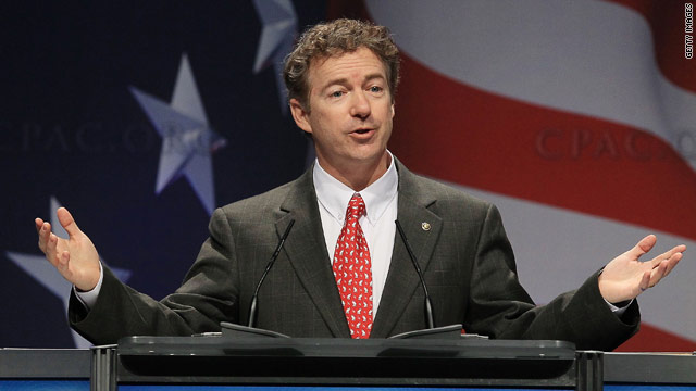 Rand Paul on Donald Trump: 'his chances are less than my father's'