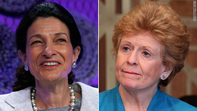 Sens. Stabenow, Snowe added to &#039;Tea Party Target List&#039;
