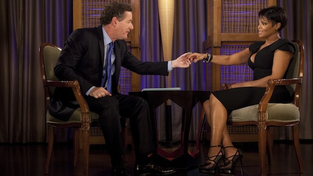 "Janet Jackson: Tomorrow on ""Piers Morgan Tonight"""