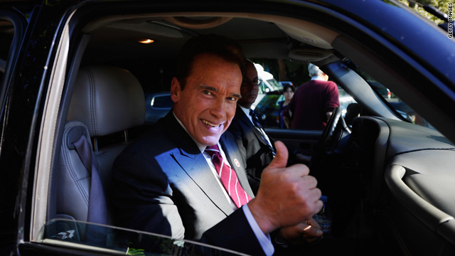 Arnold Schwarzenegger ready to make movies full-time