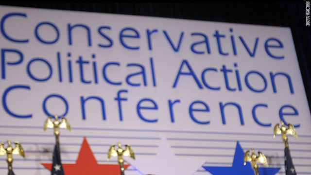 Saturday at the Conservative Political Action Conference