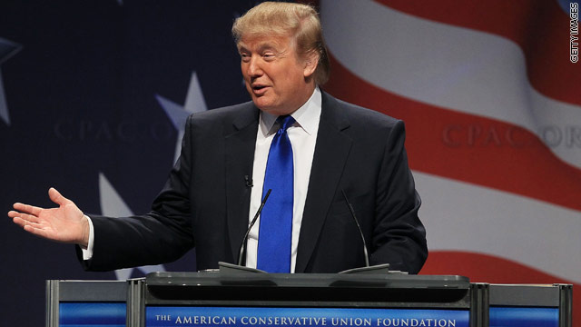 Trump: U.S. is a 'laughing stock'