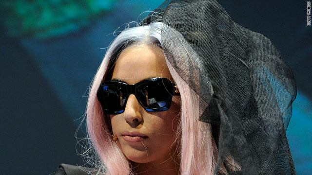 Lady Gaga tops Billboard's money makers