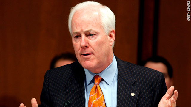 Cornyn announces re-election bid