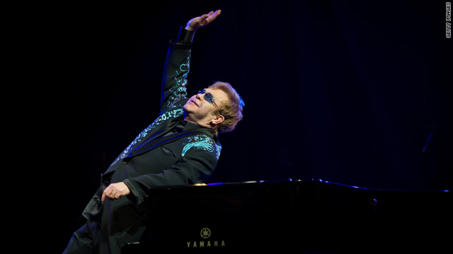 'Showbiz Tonight' Flashpoint: Was Elton John wrong to say Billy Joel needs rehab?