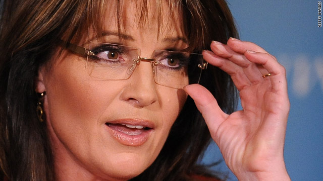 Palin hires chief-of-staff