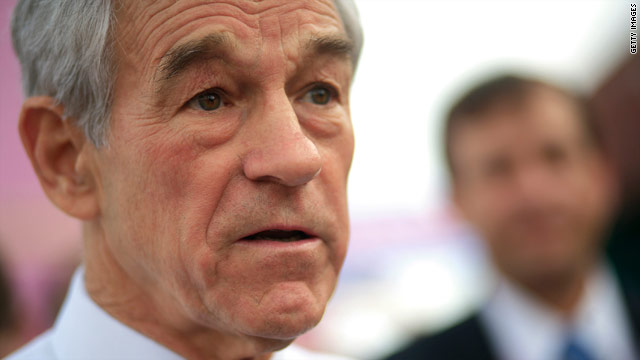 Ron Paul takes another step towards &#039;12 bid