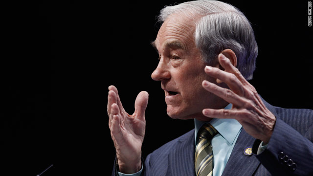 Ron Paul not a fan of foreign aid