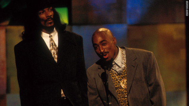 Tupac Shakur biopic to film this spring