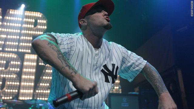 Austin does Limp Bizkit frontman a solid
