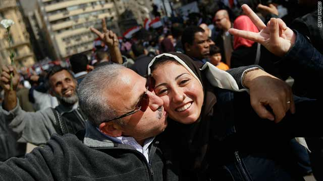Egypt's revolution has only just begun