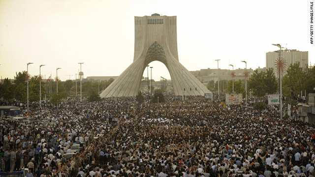Iran hinders web searches leading up to planned rally, sources say
