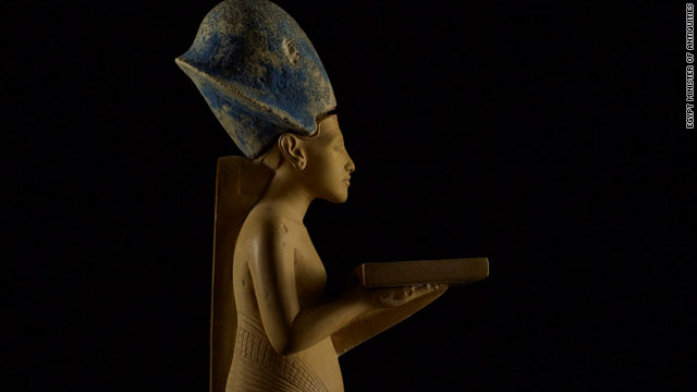 Egyptian artifacts missing after break-in
