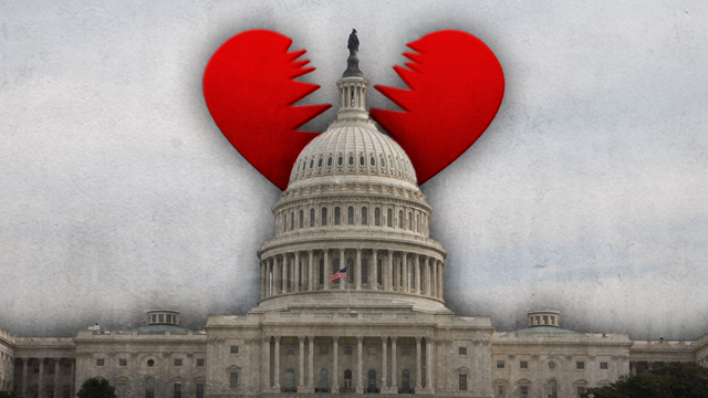 American Sauce: love and hate at the Capitol