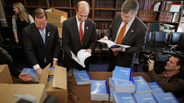 Obama's 2012 budget as much fiction as 2011's