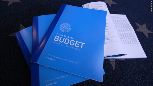 Obama's 2012 budget is really, really long