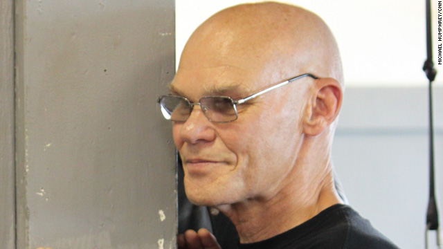 New Orleans: Cooking with Carville