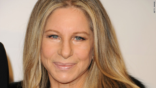 Barbra Streisand explains 'Glee' dis