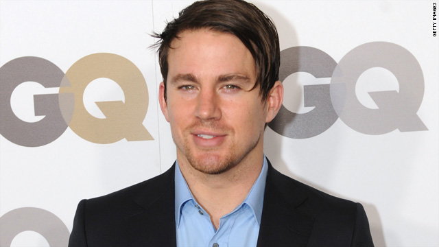 Channing Tatum on burning his you-know-what
